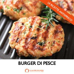 Burger di Pesce