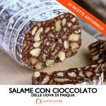 Salame con cioccolato